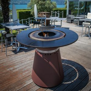 Fusion High - Outdoor Table Grill 2