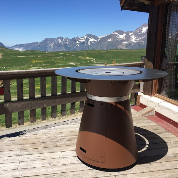 Fusion High - Outdoor Table Grill 3
